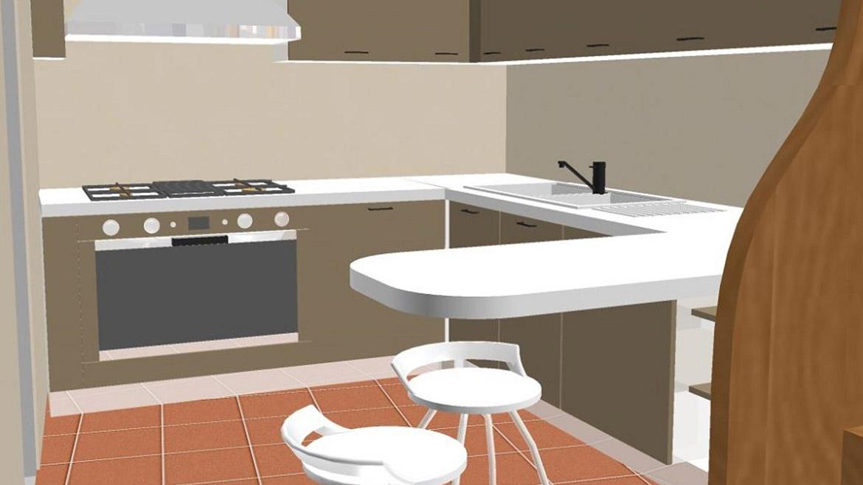 Soluzioni progettuali per un appartamento
