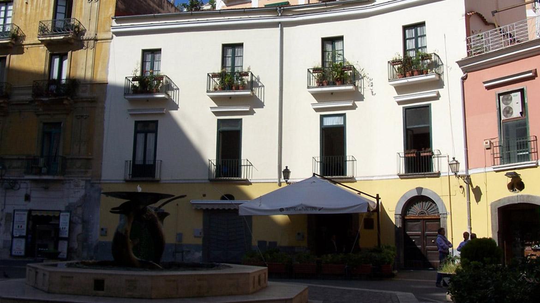 Ristrutturazione antico fabbricato a Salerno